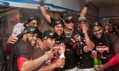 Indians cut above rest as MLB playoffs set to start
