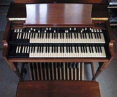 1964 #Hammond #B3 #organ