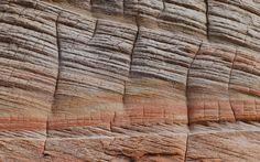 Petrified Sand Dunes, Zion National Park