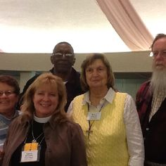 At the episcopal convention 2013