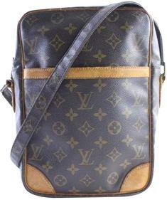 Louis Vuitton Danube cloth crossbody bag Vuitton Bag 2a13ef33aa911