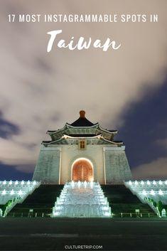 10 Most Instagrammable Spots in Taiwan