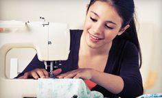 Groupon - One-Time Sewing Class or Five-Week Introductory Sewing Program at Brooklyn Yarn Cafe (Up to 54% Off) in Brooklyn (Williamsburg). Groupon deal price: $59.00