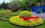Мобильный LiveInternet Невероятные растительные скульптуры на выставке паркового дизайна Mosaiculture Exhibition в Монреале | Akmaya - Записки Akmaya |