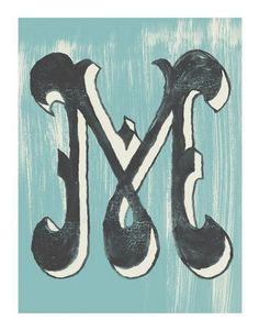 Letter M by Methane Studios - Letters - Gallery