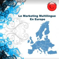 Le Marketing Multilingue En Europe Marketing, Seo, Europe, Christmas Deals
