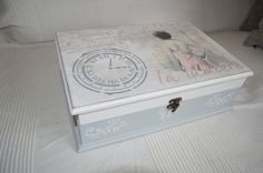 Decorative jewelry box Handmade Decorations, Different Colors, Jewelry Box, Unique Gifts, Decorative Boxes, Ornaments, Pattern, Home Decor, Crates