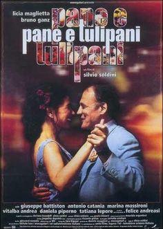 .Pane e tulipani - film del 1999 diretto da Silvio Soldini, vincitore di numerosi riconoscimenti: ben nove David di Donatello, cinque Nastri d'argento, sette Ciak d'oro e un Globo d'oro e candidato a tre European Film Awards nel 2000.