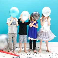 Galaxy Party Kit | Complete Party in a Box by Kit & Caboodle Parties | Star Wars Party Inspiration