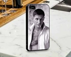 Tom Hardy for iPhone and Samsung Case by mulailagi on Etsy