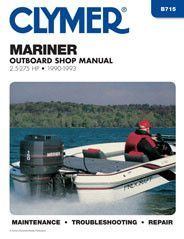 1990 2001 johnson evinrude outboard service manual 1 hp to 300 hp clymer b715 service repair manual for 1990 93 mariner 25 275 hp outboards fandeluxe Image collections