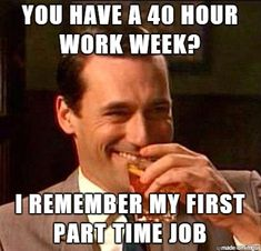 24 Memes To Enjoy Before Your Shift Is Over. | Someecards Memes Workplace Memes, Liberal Memes, Funny Quotes, Funny Memes, Stupid Quotes, Funny Guys, Funny Facts, Work Stress, Good Movies