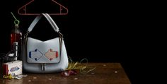 The Arrows Maxi Zip satchel and Wrigley's Imperial clutch http://goo.gl/4WosWR