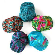 DeadSnap Snapbacks - Five new summer-to-fall hats from Wintercheck Factory  Snapback Hats 9d449fd0959f