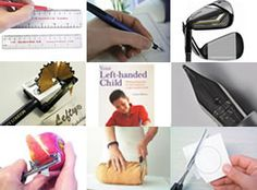 Ist it me - unusual things left-handers do