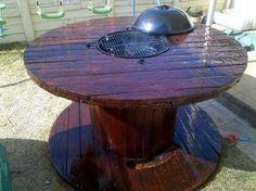 BBQ Braai table