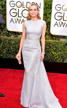 Diane Kruger for the win! The actress blew us away in this Emilia Wickstead gown.