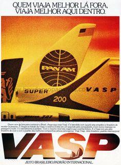 VASP vintage ad