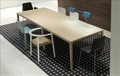 Poliform Hector dining table...