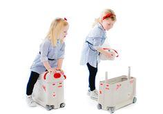 JetKids® Premium Travel Gadgets for Kids, Children | Ride On Suitcases