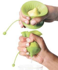 For lemons