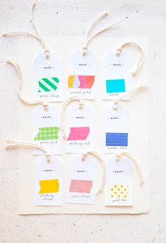 Washi Tape Collection   Oh Happy Day!