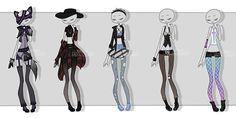 Gachapon outfits 21 by kawaii-antagonist.deviantart.com on @DeviantArt