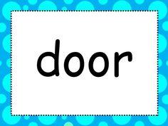 Year 2 Common Exception Word Bingo