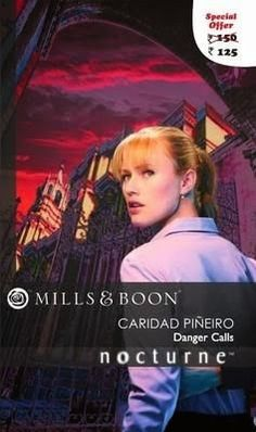 Passionate Book Reviews: BOOKREVIEW: Danger Calls (The Calling 02) by Caridad Pinero