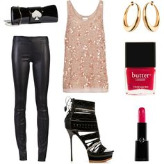 Clubbin', created by calinush on Polyvore