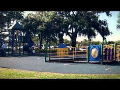City Park | New Orleans | Attraction storybook park