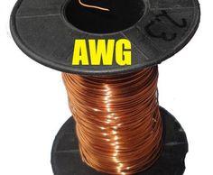 Tabela de Fio de Cobre AWG