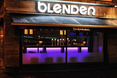 #club #Blender #Rotterdam