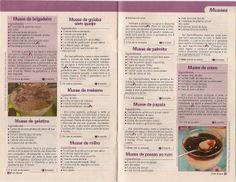 Musses - 71 Receitas - Ano 4 N.29 - Cynthiabe 3 culin.. - Álbuns da web do Picasa