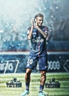 Neymar to PSG. This picture literally breaks hearts