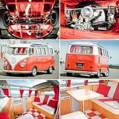 VW B ❤ Volkswagen Bus, Vw Camper, General Motors, Land Rover Defender, Motorhome, Trailers, Beetles Volkswagen, T2 T3, Combi Vw