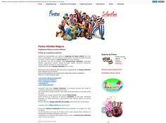 Fiestas Infantiles M'agicas. www.fiestas-infantiles.com.es