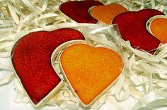 serduszka ceramiczne na Walentynki - Artami