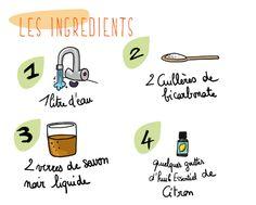 Recette liquide vaisselle maison 1 http://www.famillezerodechet.com/archives/2015/01/12/31303556.html