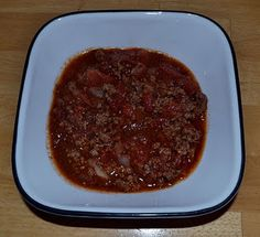HCG Diet Phase 2 Chili, I love this stuff, making it tonight :)