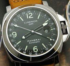 Panerai PAM 63 GMT Luminor Watch Worn By Tom Cruise In Tropic Thunder Movie