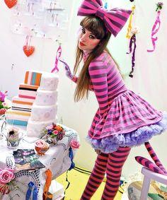 Cheshire cat...wonderland party <3