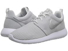 Nike Roshe Run White/Metallic Platinum - Zappos.com Free Shipping BOTH Ways