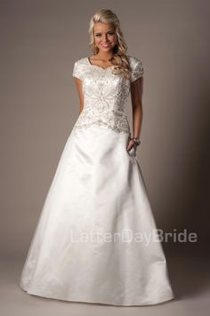 Lansbury - Modest wedding dresses