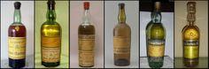 de la chartreuse: Chartreuses anciennes et vieilles bouteilles