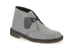 8414a096b7 Die neuen stylischen Clarks Originals Damenstiefel, Clarks DesertPattern,  140,00 Euro: http