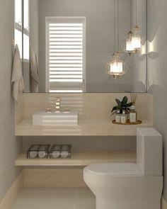 Bathroom Design Luxury, Bathroom Design Small, Simple Bathroom, Toilet Room Decor, Small Toilet Room, Home Room Design, Home Interior Design, Washbasin Design, Bathroom Design Inspiration