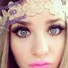 3D Mascara!  Beautiful!!  Get yours today:) www.youniqueproducts.com/MaryBethShepherd