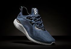 adidas Officially Unveils the AlphaBOUNCE with Engineered Mesh - WearTesters Alpha Bounce, Baskets, Yeezy, Things That Bounce, Adidas Sneakers, Kicks, Engineering, Boyfriend, Mesh