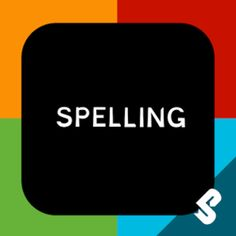 UP Spelling app Web Design, Apps, Ipod Touch, Spelling App, Logos, School, Design Web, Logo, App